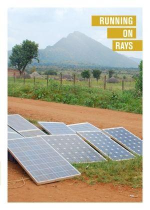 Solar power for holiday home goa