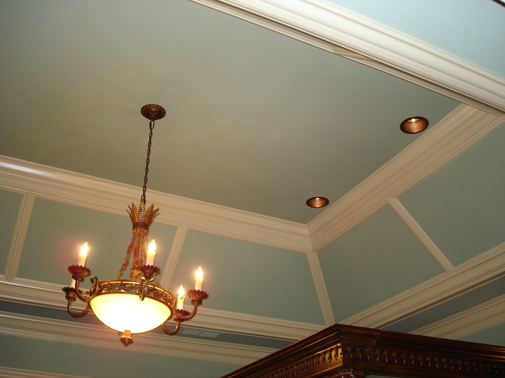 Tray ceiling bedrooms pinterest