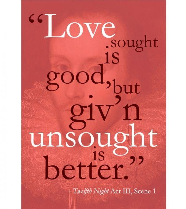 love in twelfth night Romantic love twelfth night romantic love history of relationships during the 1600's courtly love relation to twelfth night - influences people to look beyond one's.