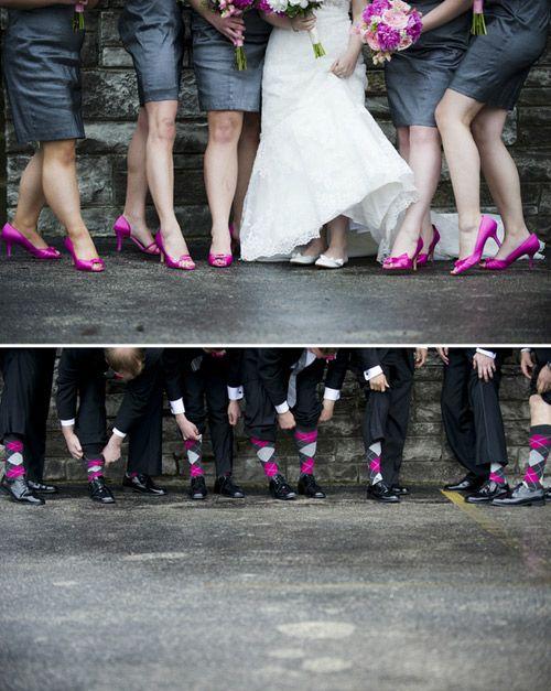 Real Wedding: Dawn & Matt - Photo Credit: JBe Photography
