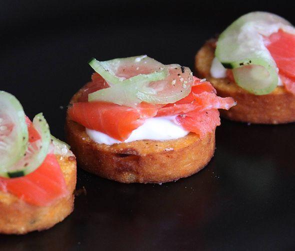 Sweet Potato Chickpea Panelle | Recipe