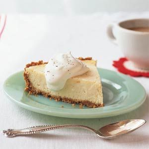 Eggnog Cheese Pie with Bourbon Cream | MyRecipes.com http://www ...