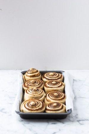 Overnight Cinnamon Buns   CAKE Boss   Pinterest