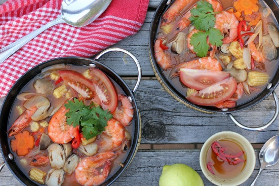 Tom Yum Goong | Recipes I want to try | Pinterest