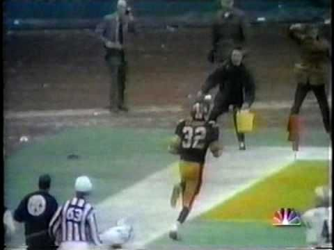 Championship quot the immaculate reception quot steeler nation pinterest