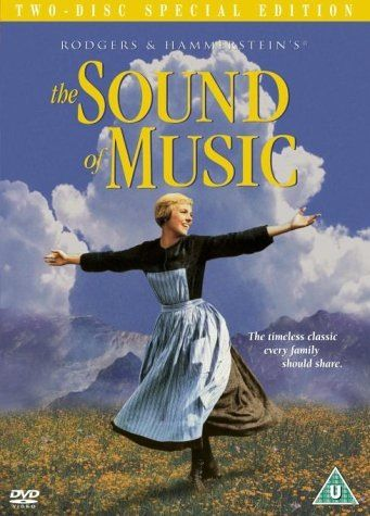 film: The Sound of Music {Julie Andrews, Christopher Plummer, Rodgers & Hammerstein}