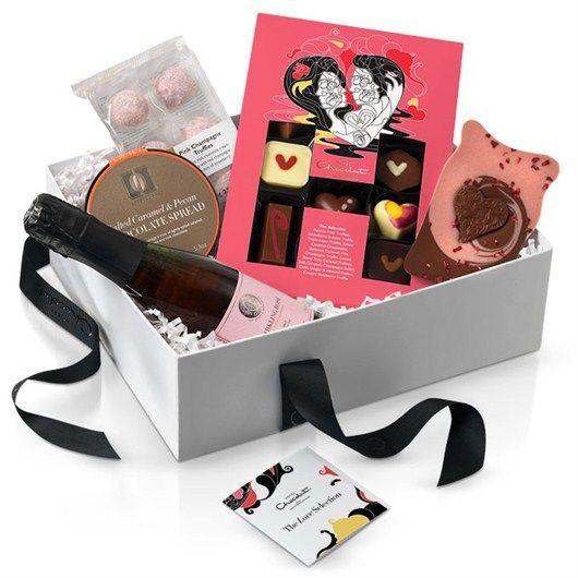 hotel chocolat valentines day