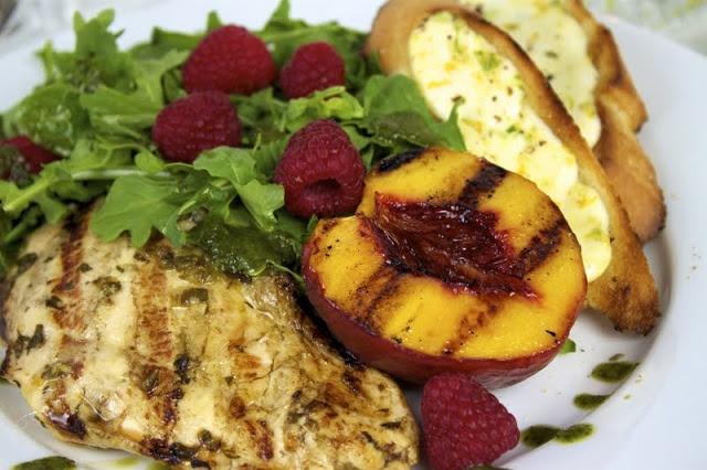 Citrus grilled chicken | Dinner | Pinterest