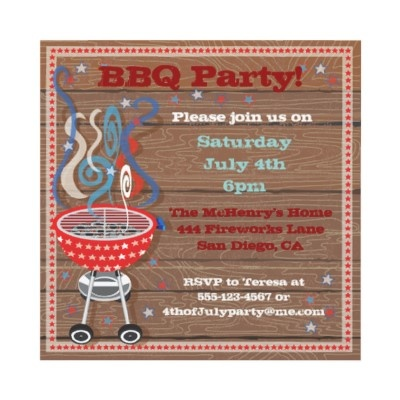 Patriotic Invitations is awesome invitations example
