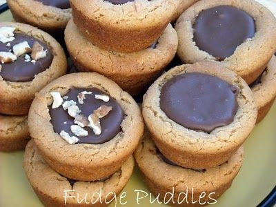 fudge puddles aka puddles of yum the original recipe and the semi ...