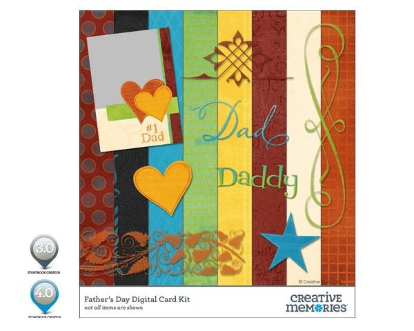 father's day digital card