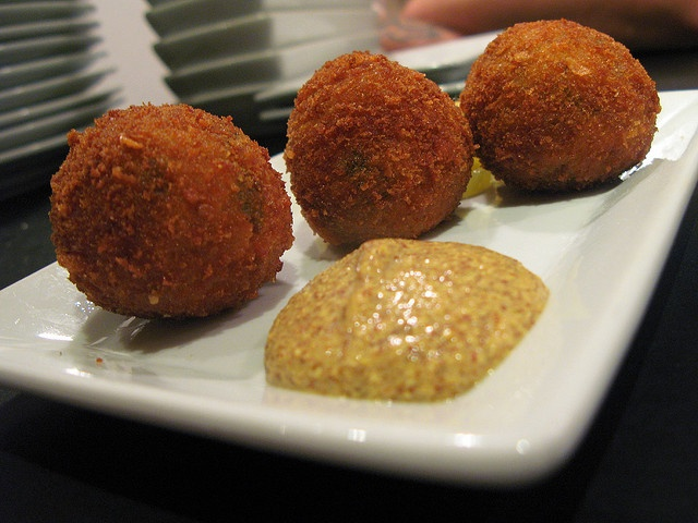 Fried Boudin Balls .....OMG gimme sum!!! | RECIPES | Pinterest