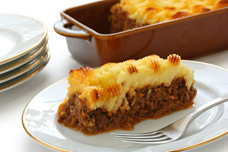 Traditional Cottage Pie | Recipes | Pinterest