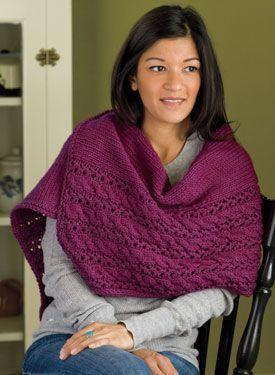 Casual Cardigan by Amanda Lilley | Knitting Pattern