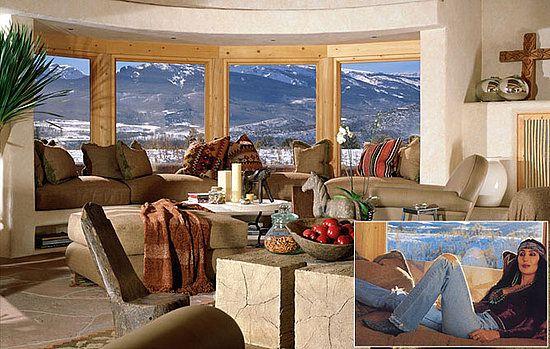 Pin by elli monk on aspen home etc pinterest for Celebrity homes in aspen