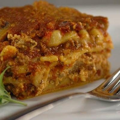 slow cooker lasagna | Main dish recipes | Pinterest