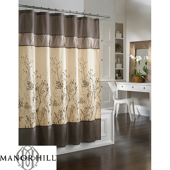 Manor Hill 'Lark' 72-inch Shower Curtain