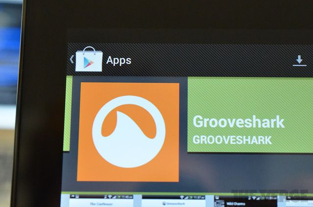 Official Grooveshark app for Android returns to Play Store