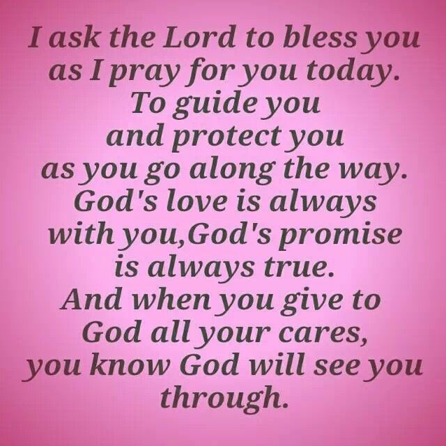 Ask the lord to bless you creative inspiration pinterest