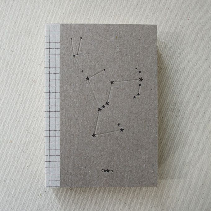 Constellation Sketchbook by Constellation & Co.