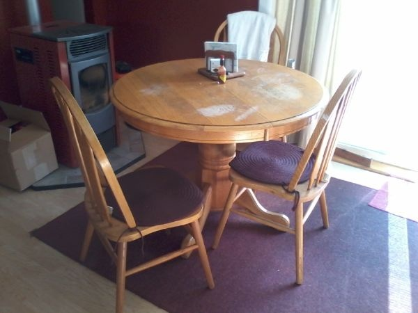 Kitchen Table And Chairs Craigslist   Pin By Beach Gardener On Cottage  Furniture Pinterest