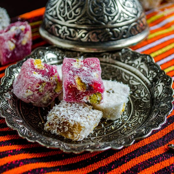 Turkish Delight For Spring Celebration   FOOD   Pinterest