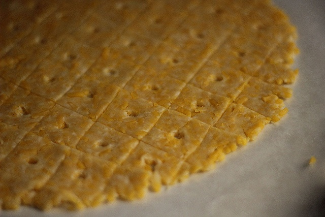 Homemade Cheese Crackers | Recipes To Try | Pinterest