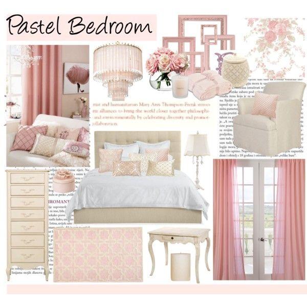 Sweet pastel bedroom pink bedroom ideas pinterest
