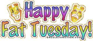 Happy Fat Tuesday   Shrove Tuesday / Mardi Gras   Pinterest