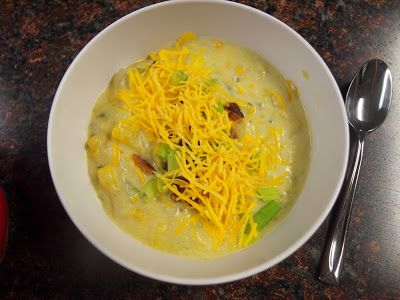 creamy summer squash soup...made with NO CREAM or BUTTER! @ My Tasty ...