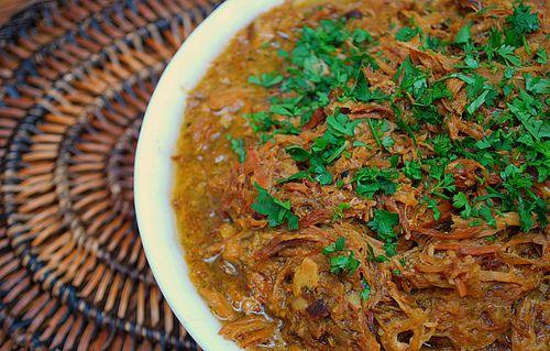 Salsa Verde Pork Carnitas | mexican food