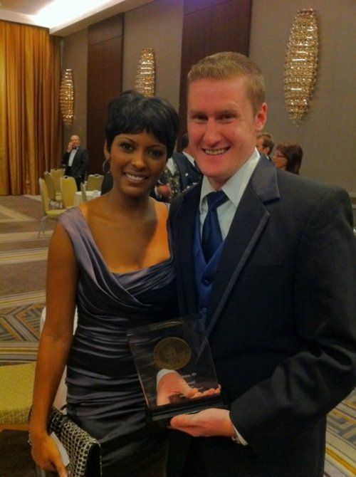 host tamron hall long term boyfriend lawrence donnell getting married