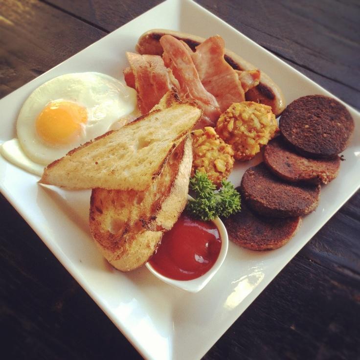 Irish Fry Up.. | Breakfast @ CNR | Pinterest