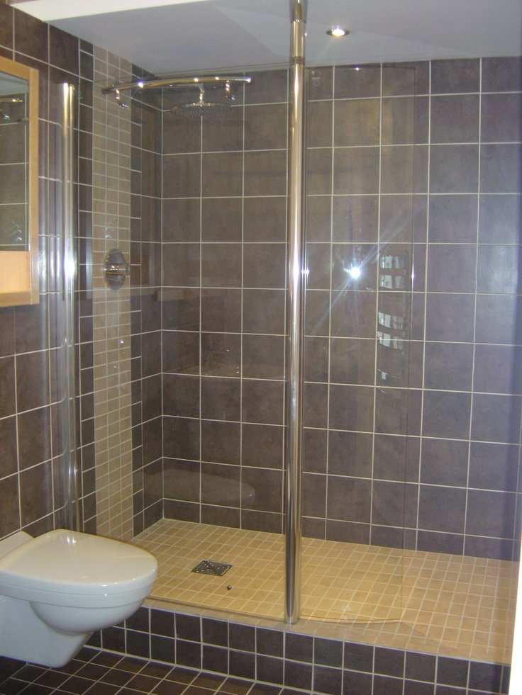 Build Up Tiled Shower Tray