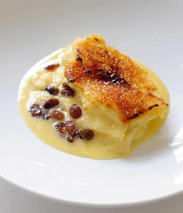Paul Ainsworth's bread and butter pudding recipe is given spice by a ...