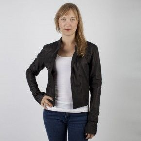 Limited Edition Gemma's Season 6 Leather Jacket - Black | Shows Sons