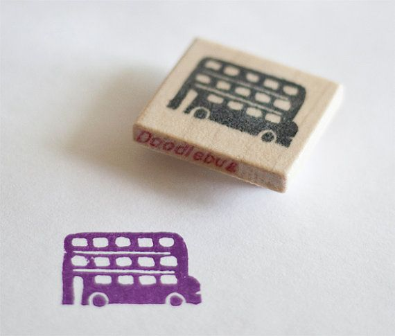 Knight Bus Stamp, so cute!