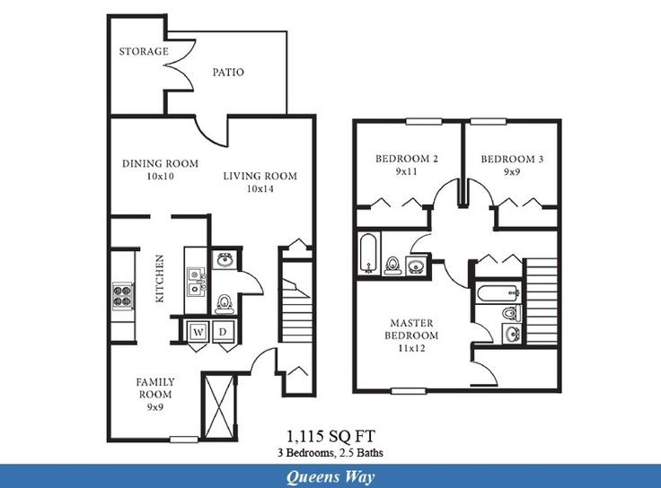 Sims 4 house desert on floor plan for 3 bedroom 2 bathroom house