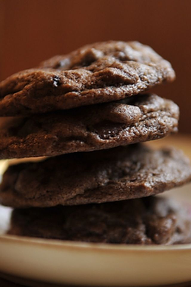 Double Chocolate Espresso Cookies | Food and Libations | Pinterest