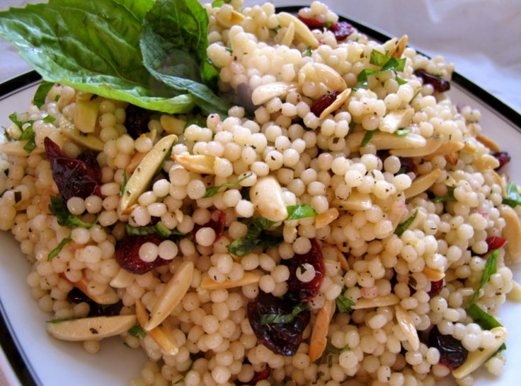 Mediterranean Couscous Salad | Recipes! | Pinterest