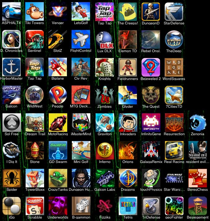 app games iphone