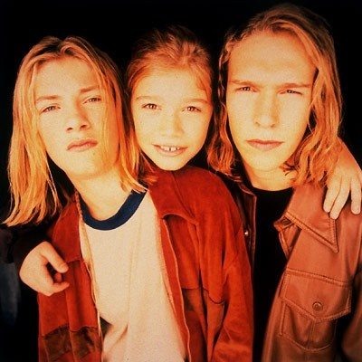 Hanson my-childhood