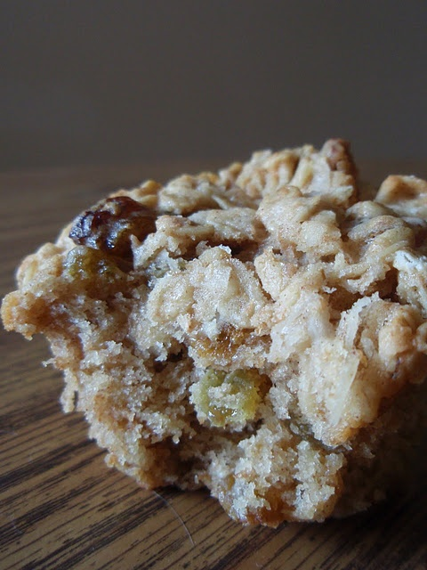 Oatmeal raisin cookie cupcake | Breads, Muffins, Biscuits | Pinterest