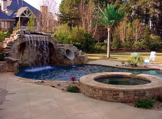 Backyard Remodel Bay Area : Image detail for Swimming Pool Remodeling in the Tampa Bay FL Area