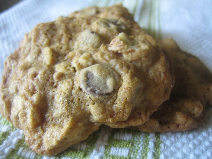 Oatmeal, chocolate chip pecan cookies | Foods I'm going to try | Pint ...