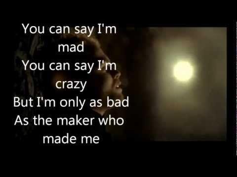 born of a broken man lyrics: