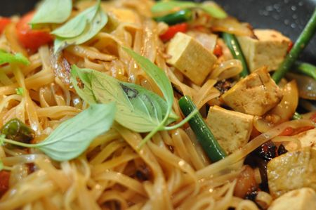 and Drunken Noodles is one of my favorite dishes!! You won't be drunk ...