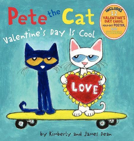 pete the cat valentine day