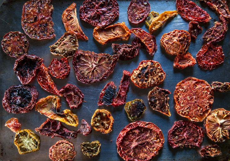 HOMEMADE SUN-DRIED TOMATOES | Eats. | Pinterest