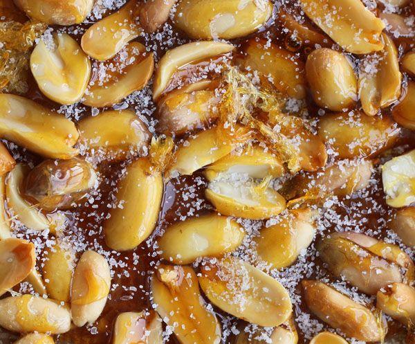 peanut praline | Appetizers/Snacks/Tailgating | Pinterest